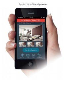 application videosurveillance