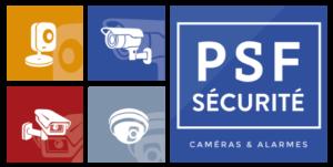 Logo PSF Sécurité